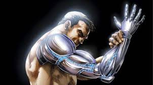 Image of the Bionic Man
