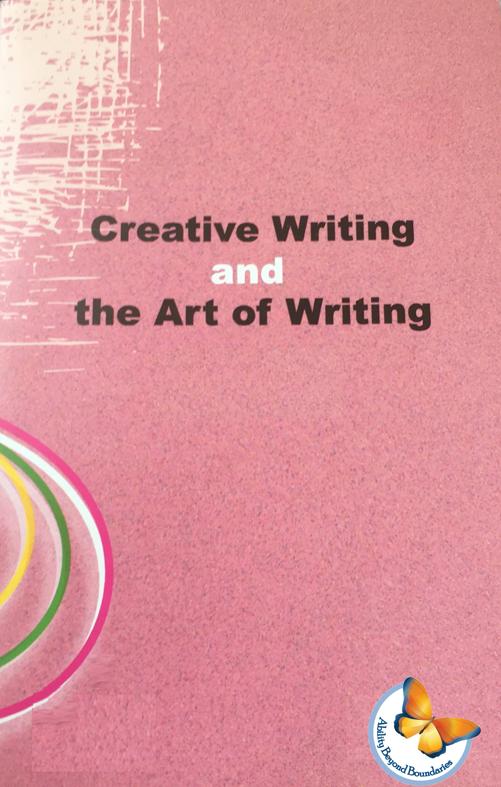 عکس جلد کتاب خلاقیت نوشتاری و هنر نوشتن