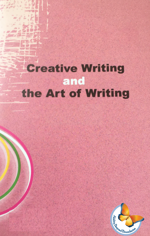 """Photo of book titled """"The art of writing"""""""
