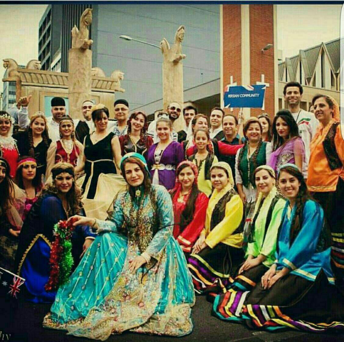 Multicultural fashion festival in Australia